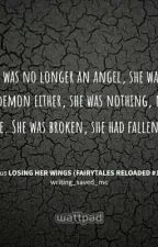 Losing her wings by writing_saved_me