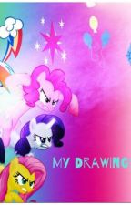 My Drawings (requests included) by bloom424