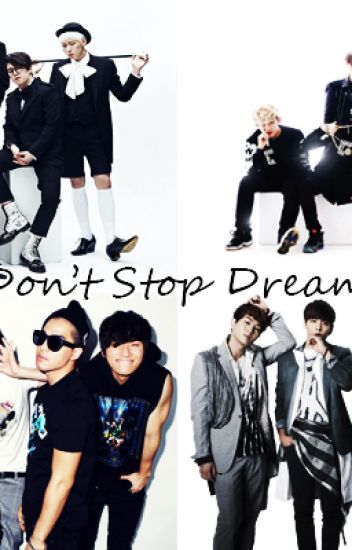 Don't Stop Dreaming [Imagines/Pedidos Fechados]