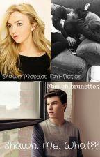 Shawn, Me, What?? -Shawn Mendes Fan-Fiction by beach_brunette5