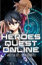 Heroes Quest Online: Volume1-3 (HOLD) by TaongSorbetes