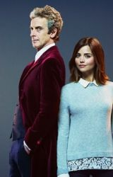 Kissing Clara Oswald by inthelittledoctor