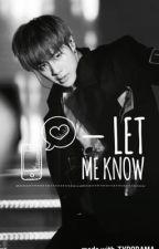 Let ℳe know [JIN FF] by btsgotnojams
