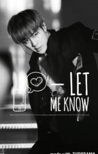 Let ℳe know [JIN FF] by btsgotnojams