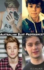 Australian Boys Preferences by nicelove5sos