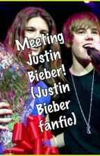 Meeting Justin Bieber love story by alexcat94