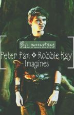 Peter Pan and Robbie Kay Imagines by moonstxne