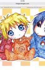 Baby Naruto by AndyNguyen045