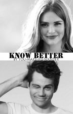 Know Better - A Stydia AU by you-make-me-wander