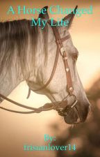how a horse changed my life About my life at sweetbrier-a life changed by horses what if you grew up on a horse farm and your single passion was to become a champion horseback rider.