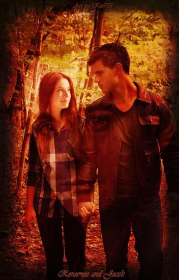 jacob black and renesmee cullen - 491×740