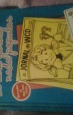 O diário de uma garota nada popular-história de uma sabichona nem um pouco by CynthiaDhyovana