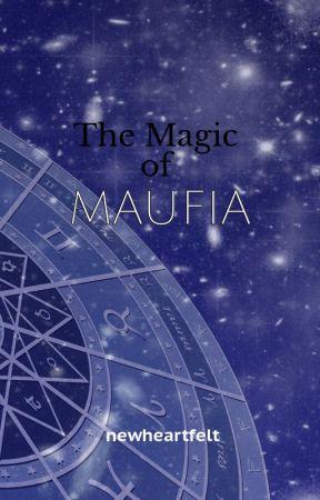 The Magic of Maufia by lilyangelonpaws034