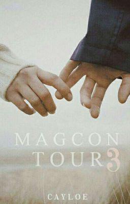 Magcon tour 3 ( Nash Grier's Fanfic )