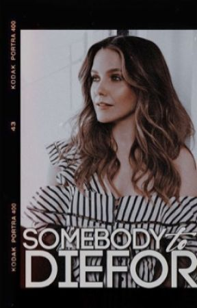 Somebody To Die For // B. O'Conner by celticthxnder