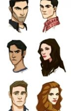 Teen Wolf Preferences by NaiaVictoria