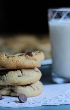 Choc-chip cookies by AoMatrix