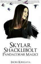 Skylar Shacklebolt - Pandacornii Magici by --aesthete
