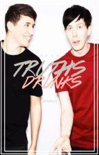 Truths // drunks ✩ Phan by viridixnx