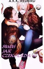 Słodki jak czekolada(yaoi) by kaisel21
