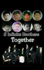 8 Infinite Brothers Together  by kris6987