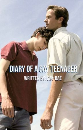 Diary of a Gay Teenager by Gay-Bae