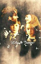 Lily & James by Honeyyybae
