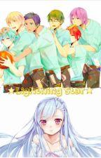 Lightning Star (Kuroko no Basuke FanFic) by animeotakushoujo