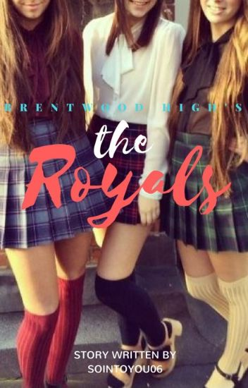 Brentwood High's Royals (girlxgirl)