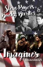 Steve Rogers & Bucky Barnes •Oneshots and Imagines by mxvislam