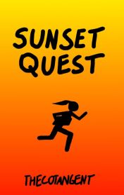 Sunset Quest by TheCotangent