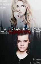 La Légende Des Vampires H.S [En Pause] by AlexLove13