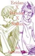 Eridan x Reader x Sollux by KarKitty2001
