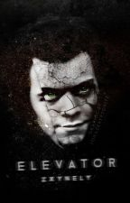 Elevator • h.s | UPROAR Collection by Zxynely