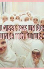 Chahèra : «Ne laisse pas un échec ruiner ton futur.» by SOUSOUQUEEN