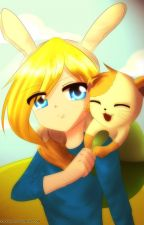 Fiona y Marshall Lee ♥ (2) by vale122arg