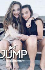 Jump ~> m.ziegler & k.vertes by maddiesmendes