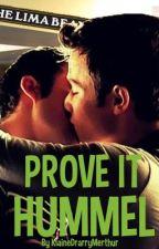 Prove It Hummel by KlaineDrarryMerthur