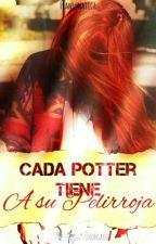 Cada Potter tiene a su pelirroja by FranLunatica