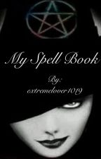 Book of Spells by extremelover1019