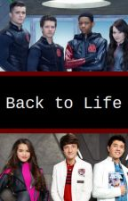 Back to life by 8230Art