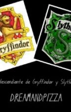 La descendiente de Gryffindor y Slytherin. by Potterhead1222