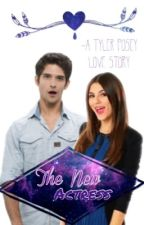 The New Actress  ~a Tyler Posey love story by RedBeautifulPink