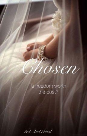 Chosen- A Selection Fanfiction by Wild_Magikarp