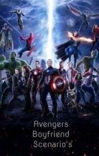 Avengers Boyfriend Scenarios by samanthawhirley