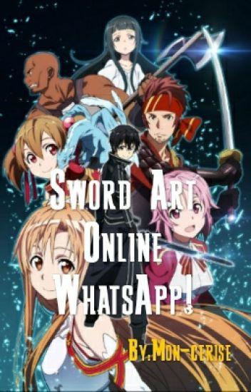 Sword Art Online-WhatsApp
