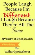 No More Bullying by BooksArePhantastic