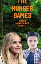 Hunger Games- Boy on fire& Girl with the bread- Gender swapped/role reversal  by aszgela