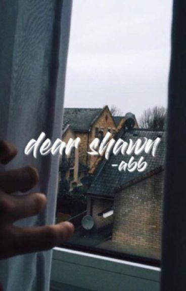 dear shawn; s.mendes