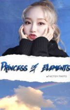 Princess of Elements | EXO (REWRITING) by taeter-thots